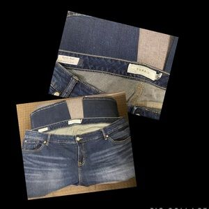 Torrid Barely Boot Jeans Size 20
